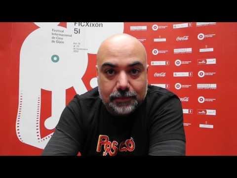 SAM en el Festival Internacional de Cine de Gijón
