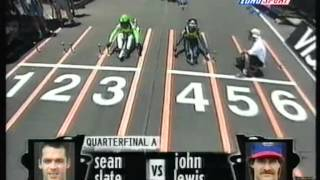 Streetluge Dual Competition X-Games 1998