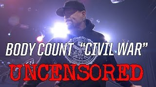 Body Count, 'Civil War' UNCENSORED - 2017 Loudwire Music Awards