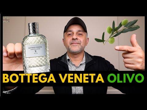 Bottega Veneta OLIVO Fragrance Review | Bottega Veneta Parco Palladiano Collection X Olivo
