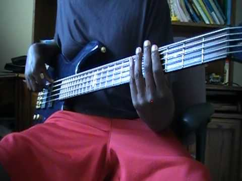 Nobody But You Lord by Norman Hutchins (Bass Cover)