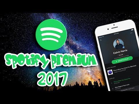 SPOTIFY PREMIUM 2017 IOS - GET SPOTIFY PREMIUM ON YOUR IPHONE/IPAD/IPOD