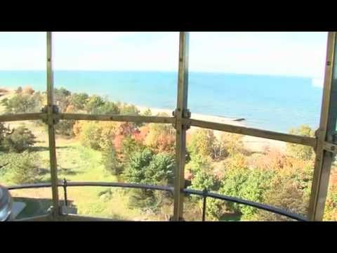 Great Getaways: Whitefish Point Light & Great Lakes Shipwreck Museum [Eastern Upper Peninsula MI]