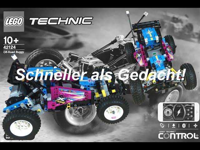 Lego Technic 42124 Geländewagen - Speedbuild