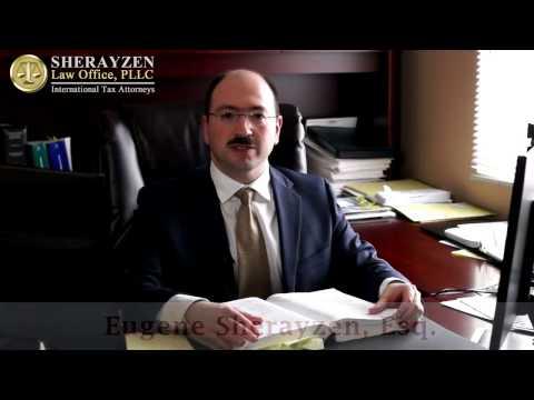 US Tax Residency | International Tax Lawyer