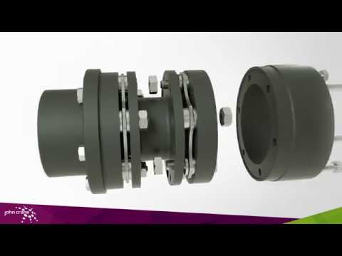 Metastream TSKS / TSCS Couplings