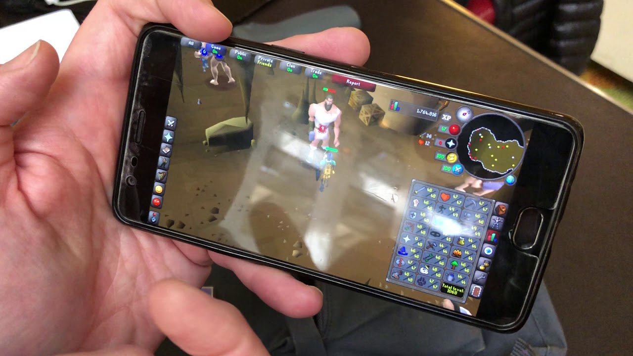 GDC 2018: A Look at 'Runescape' and 'Old School Runescape' for