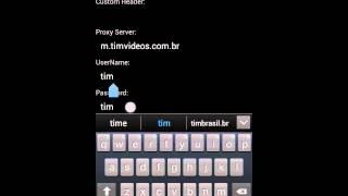 Psiphon handler )melhor configuração pra tim)