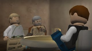 Lego Star Wars is just so absurd