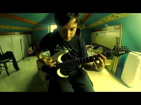 A WILHELM SCREAM - 5 to 9 ♫ Guitar Cover Alexis Devaux ♫ mp3