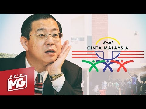 Parti Cinta Malaysia cabar Lim Guan Eng letak jawatan | Edisi MG
