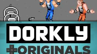 Dorkly Bits - Awkward Double Dragon