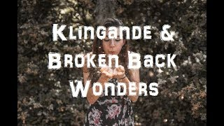 Klingande &amp Broken Back - Wonders (Lyrics)
