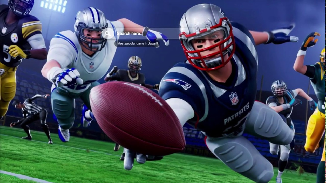 NFL Skins Fortnite Wallpapers, Themes & Backgrounds HD