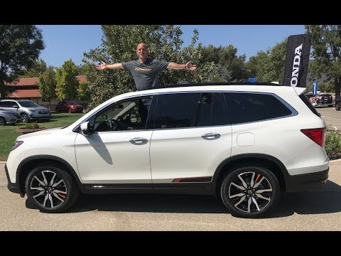 Updated 2019 Honda Pilot With Tips & Tricks
