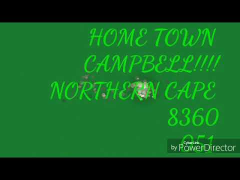 LIFESTYLE IN CAMPBELL NORTHERN CAPE