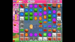 Candy Crush Level 964, 3 stars, no booster