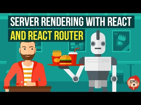 Server Rendering with React and React Router v4
