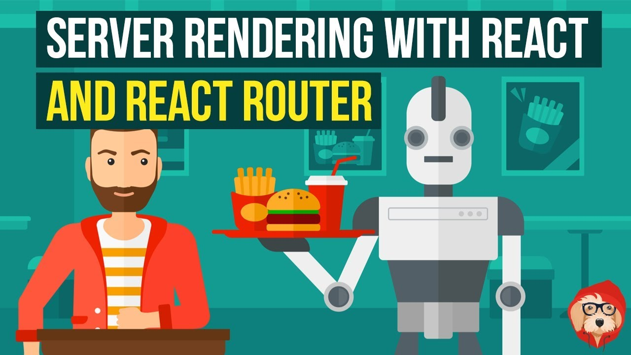 Server Rendering with React and React Router
