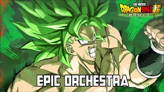 Cover images Broly's Rage And Sorrow - Dragon Ball Super Broly Epic Orchestra