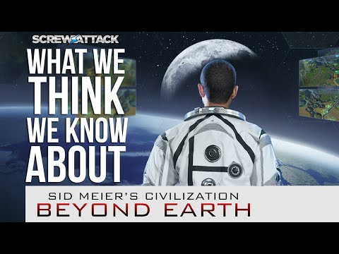 What we THINK we know about Civilization: Beyond Earth |