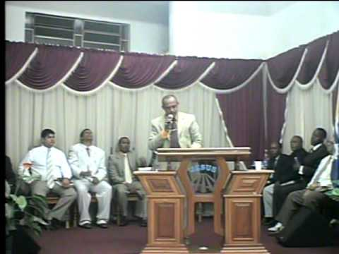 Pr. Jefferson Dias - Pregação
