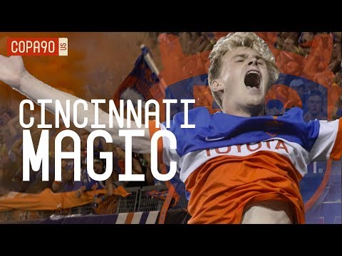 Cincinnati to MLS: How FC Cincinnati created a phenomenon in the U.S. Open Cup