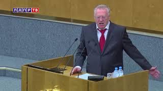 Владимир Жириновский раскритиковал выборы