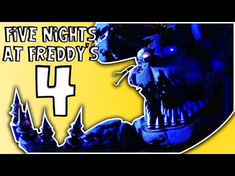 SquiddyPlays - Five Nights At Freddy's 4