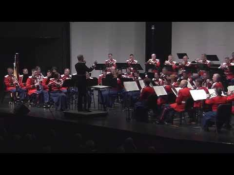 "ROSSINI Overture to William Tell - ""The President's Own"" U.S. Marine Band"