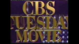 Starman 1989 CBS Tuesday Movie Promo
