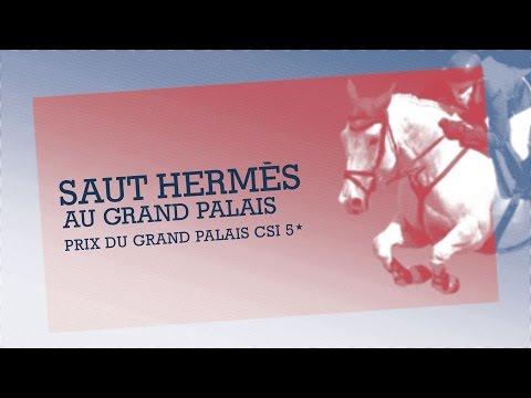 Saut Hermès 2016 –  Prix du Grand Palais CSI 5* – Class 1