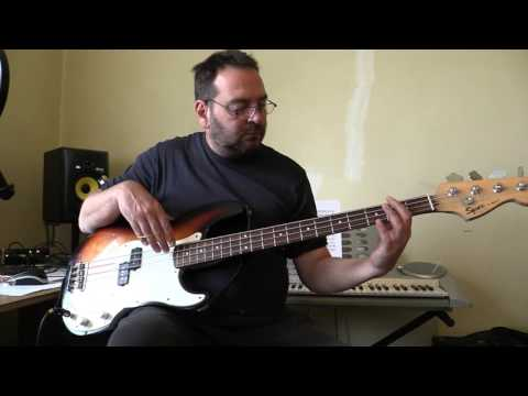 Download Youtube: Money Pink Floyd bass cover par AH