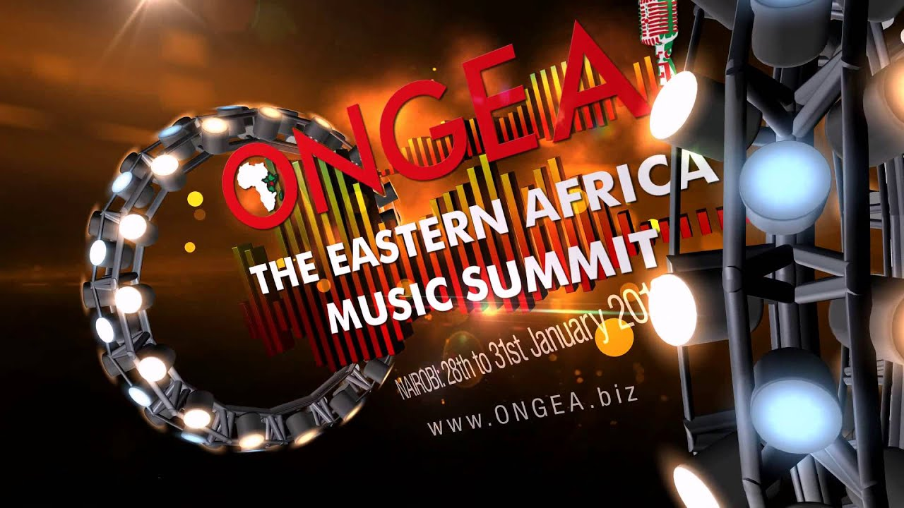 KENYA MUSIC WEEK presents ONGEA! 2016 - Eastern Africa Music Summit