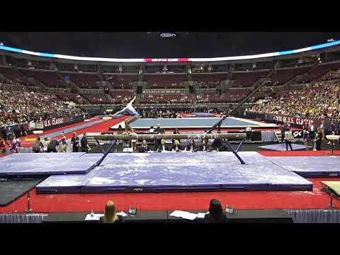 Delaney Fisher - Balance Beam - 2018 GK U.S. Classic - Junior Competition