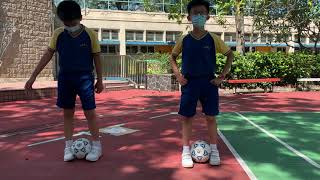 Publication Date: 2021-06-18 | Video Title: 福德學校 體育科 花式足球