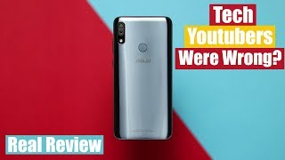 Best Budget Smartphone? – Zenfone Max Pro M2 Review [Hindi]
