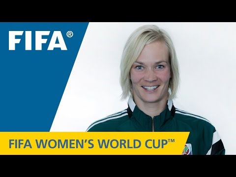 Referees at the FIFA Women's World Cup Canada 2015™: BIBIANA STEINHAUS