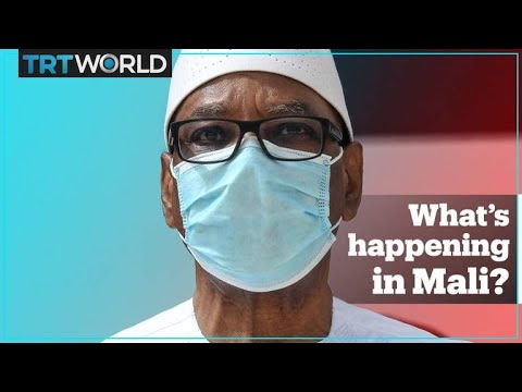 What's happening in Mali?