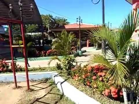 VISTAS DEL PARQUE DE SOMOTILLO, POR EL DÍA Y POR LA NOCHE