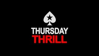 Thursday Thrill 22 October 2015: Final Table Replay - PokerStars