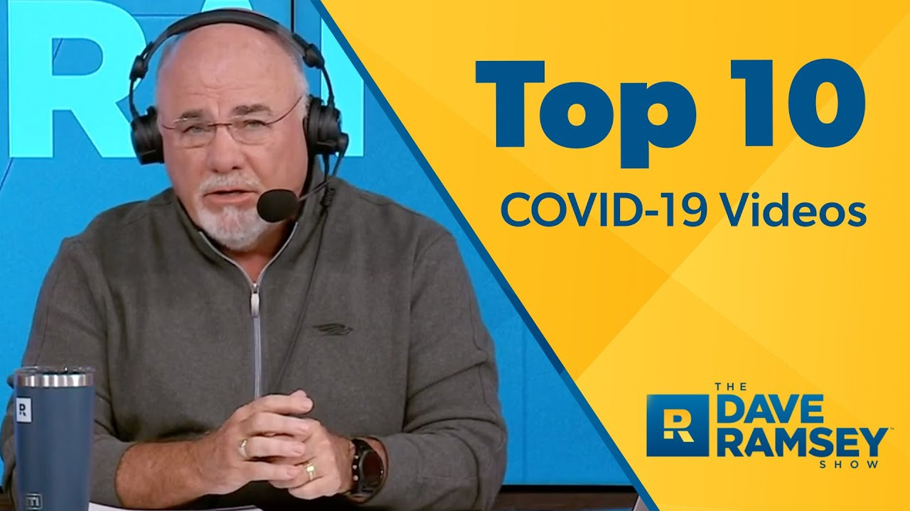 Top 10 Videos to Help You During the Coronavirus | The Dave Ramsey Show