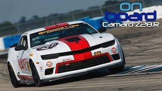 Camaro Z28.R Battles at Sebring - On Board Episode 5