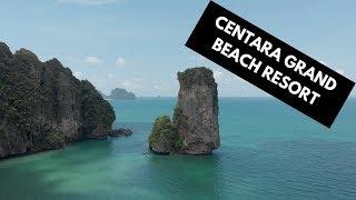 Centara Grand Beach Resort (Krabi) II Thailand travel vlog