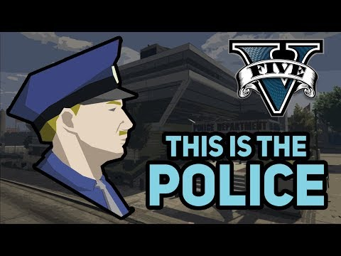 This Is The Police [GTA 5 RP RedAge]
