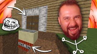 HASAN ABİ DELİRDİ :D ve Ümidi TROLL ! - EKİP Minecraft ÖĞRENİYOR #3