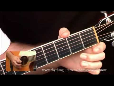 Learn Acoustic Guitar - Melody Playing Tips - www.rhythmguitarzeo2hero.com