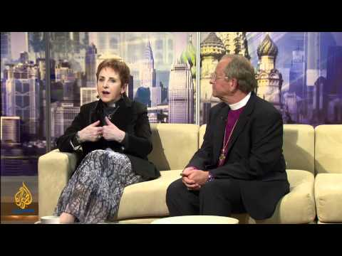 Frost Over the World - Homosexuality in the Anglican Church