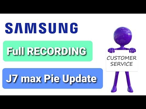 j7 max pie update Call RECORDING Samsung Authority | full Information leaks |