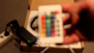 Handleiding filmpje voor installatie ledstrip groupparts.nl